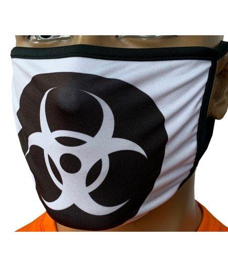 Maska miejska sublimowana W2