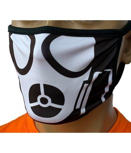 Maska miejska sublimowana W3