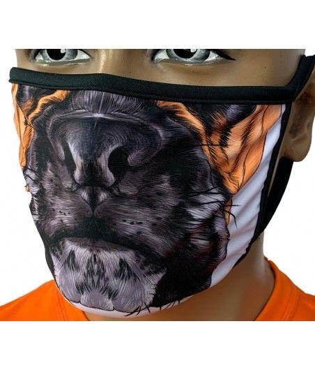 Maska miejska sublimowana W5