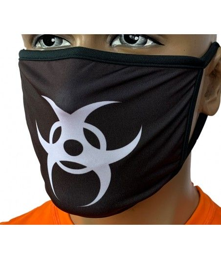 Maska miejska sublimowana W6