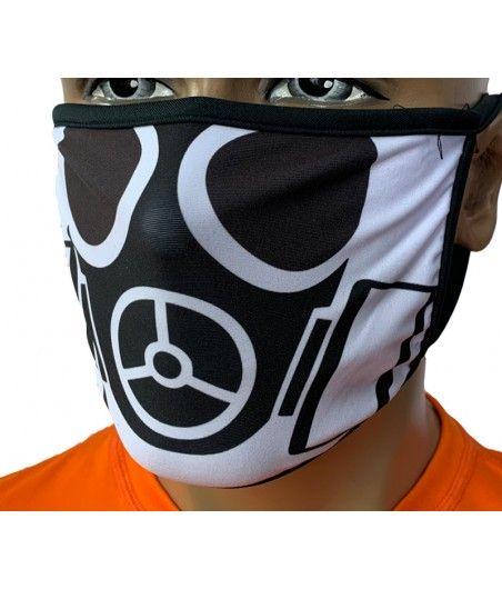 Maska miejska sublimowana W7