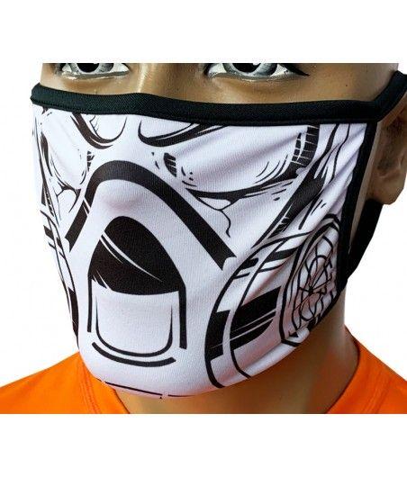 Maska miejska sublimowana W10