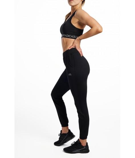 Damskie spodnie dresowe treningowe LEAF PANTS