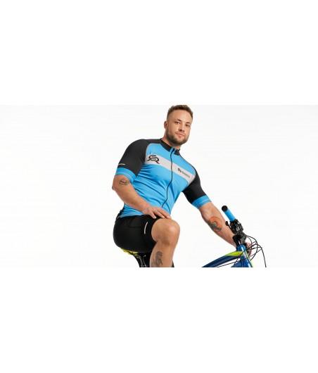 Męska koszulka rowerowa TRIP