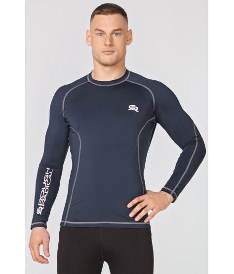 Męska koszulka termoaktywna SPIN LS